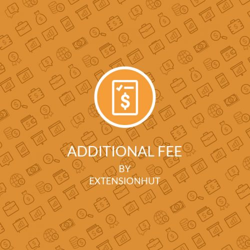 Magento 2 Extension - Additional Fee