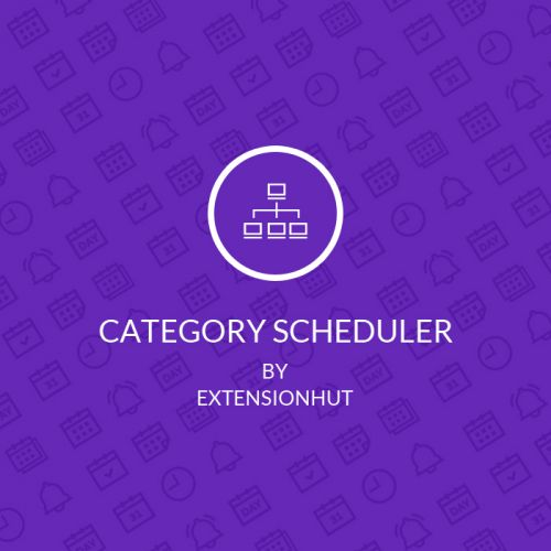Magento 2 Extension - Category Scheduler