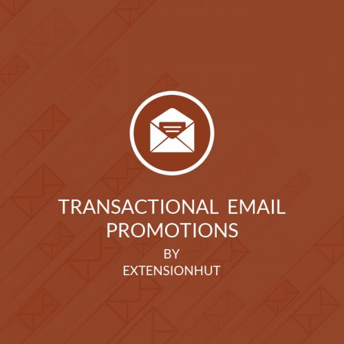Magento Extension - Transactional Email Promotions