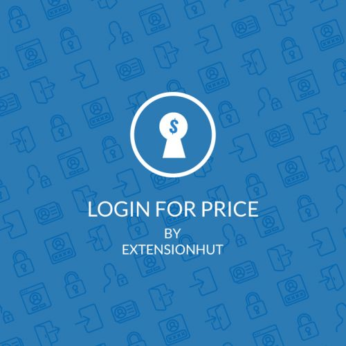 Magento 2 Extension - Login For Price