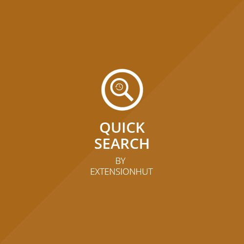 Magento Extension - Quick Search